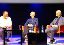 Die Gesprächsreihe «Chinese Challenges» mit Ai Weiwei, Jacques Herzog und Uli Sigg