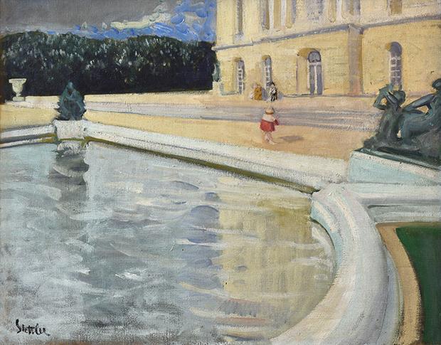 Martha Stettler, eine neu entdeckte Berner Malerin im Paris der Jahrhundertwende